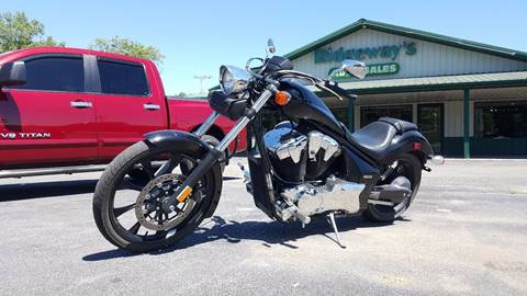 2012 Honda Fury for sale in West Frankfort, IL