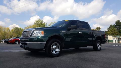2007 Ford F-150 for sale in West Frankfort, IL