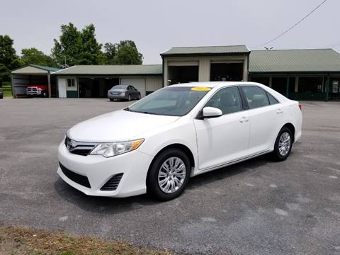 2013 Toyota Camry For Sale >> 2013 Toyota Camry For Sale In West Frankfort Il