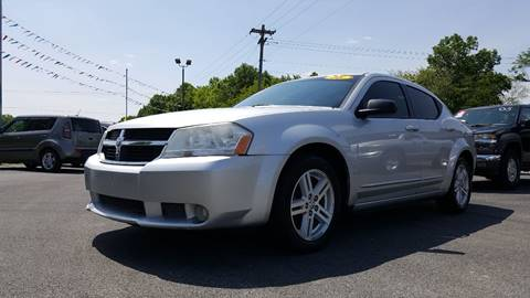 2008 Dodge Avenger for sale in West Frankfort, IL