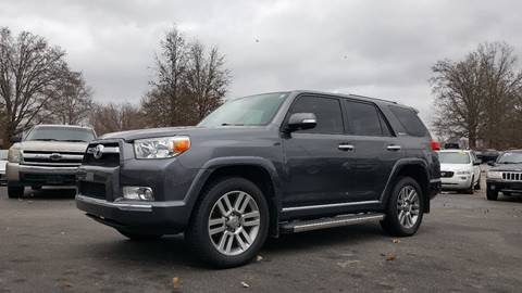 2012 Toyota 4Runner for sale in West Frankfort, IL