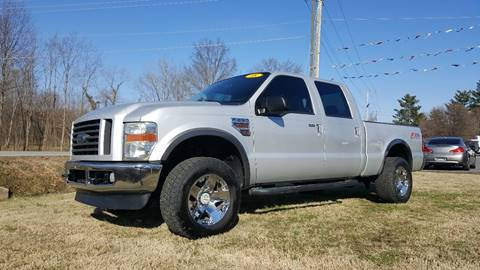 2008 Ford F-250 Super Duty for sale in West Frankfort, IL