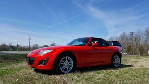 2011 Mazda MX-5 Miata for sale in West Frankfort, IL