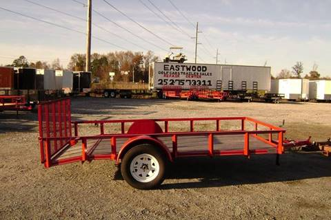 2015 WESCO Utility for sale in Greenville, NC