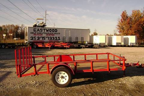 2014 WESCO Utility for sale in Greenville, NC