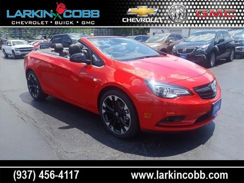 2017 Buick Cascada for sale in Eaton OH