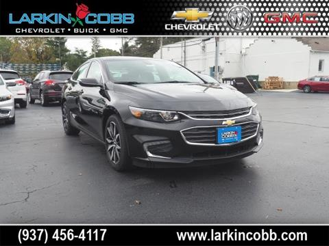 2018 Chevrolet Malibu for sale in Eaton, OH