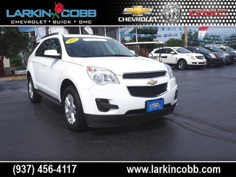 2015 Chevrolet Equinox for sale in Eaton OH