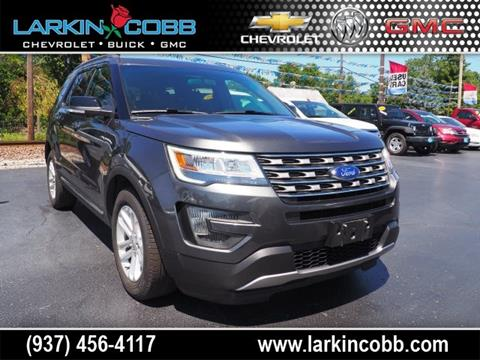 2016 Ford Explorer for sale in Eaton, OH
