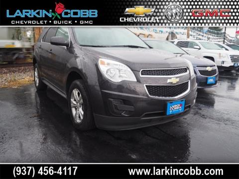 2015 Chevrolet Equinox for sale in Eaton, OH