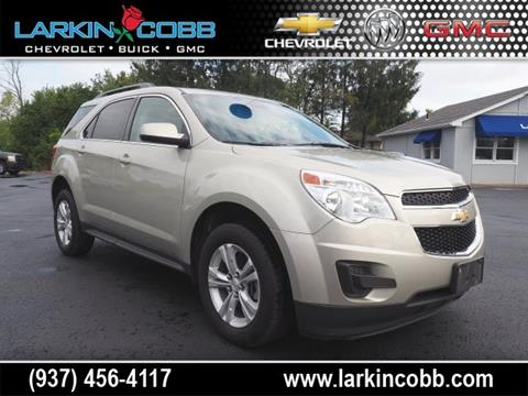 2014 Chevrolet Equinox for sale in Eaton OH