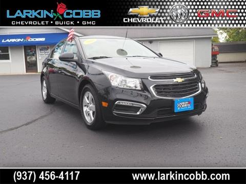 2015 Chevrolet Cruze for sale in Eaton OH