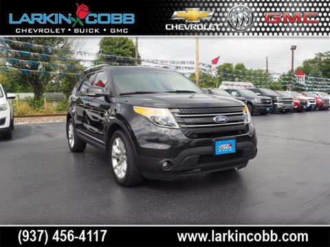 2015 Ford Explorer for sale in Eaton, OH