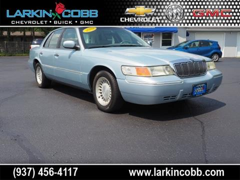 2002 Mercury Grand Marquis for sale in Eaton, OH