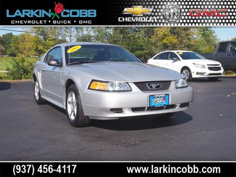 2003 Ford Mustang for sale in Eaton, OH