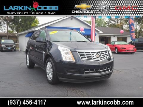 2015 Cadillac SRX for sale in Eaton, OH