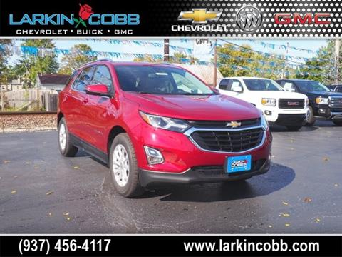 2018 Chevrolet Equinox for sale in Eaton, OH