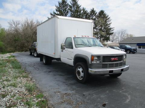2001 GMC Sierra 3500 for sale in Eaton, OH