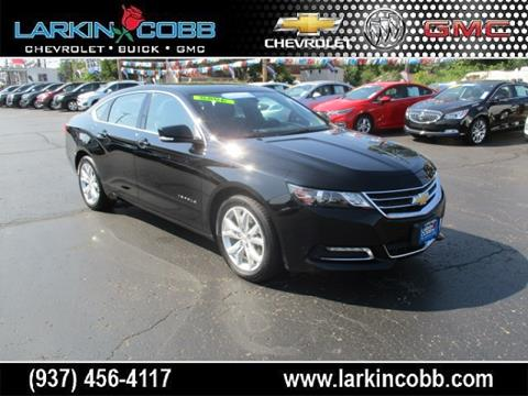 2019 Chevrolet Impala for sale in Eaton, OH