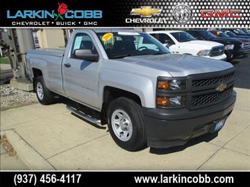 2014 Chevrolet Silverado 1500 for sale in Eaton, OH