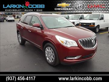 2017 Buick Enclave for sale in Eaton, OH