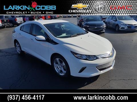 2017 Chevrolet Volt for sale in Eaton, OH