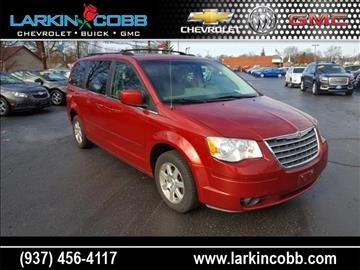 2008 Chrysler Town and Country for sale in Eaton, OH