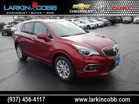 2017 Buick Envision for sale in Eaton OH
