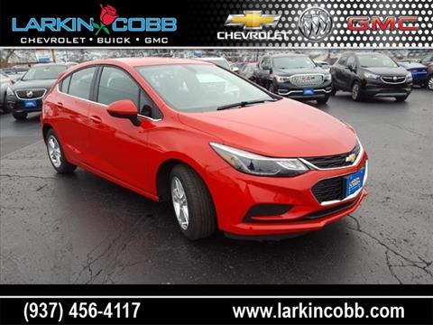 2017 Chevrolet Cruze for sale in Eaton, OH