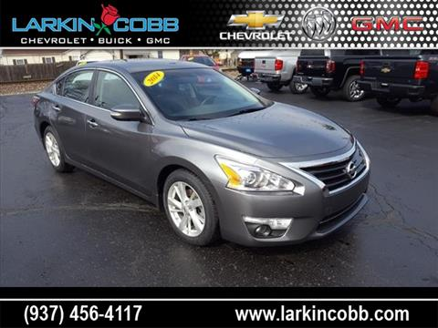 2014 Nissan Altima for sale in Eaton, OH