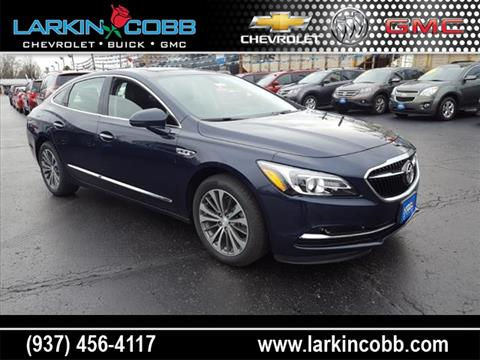 2017 Buick LaCrosse for sale in Eaton, OH