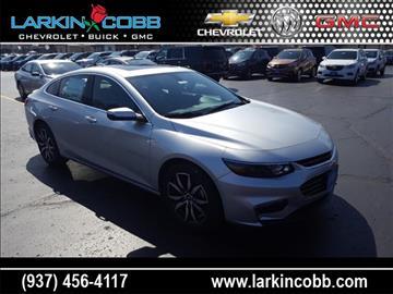 2017 Chevrolet Malibu for sale in Eaton, OH