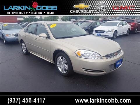 2012 Chevrolet Impala for sale in Eaton, OH