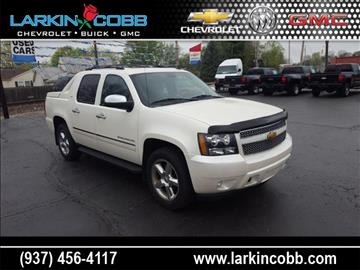 2012 Chevrolet Avalanche for sale in Eaton, OH