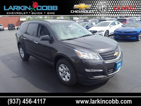 2017 Chevrolet Traverse for sale in Eaton, OH