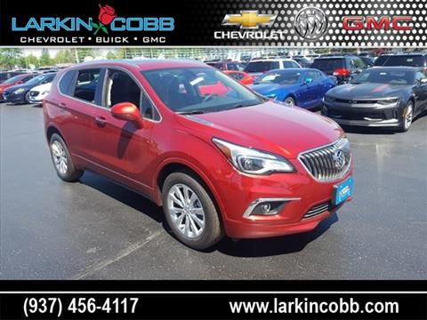 2017 Buick Envision for sale in Eaton, OH