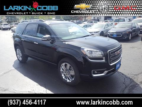 2017 GMC Acadia Limited for sale in Eaton, OH