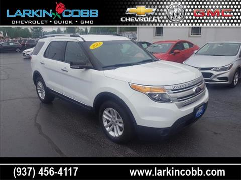 2014 Ford Explorer for sale in Eaton, OH