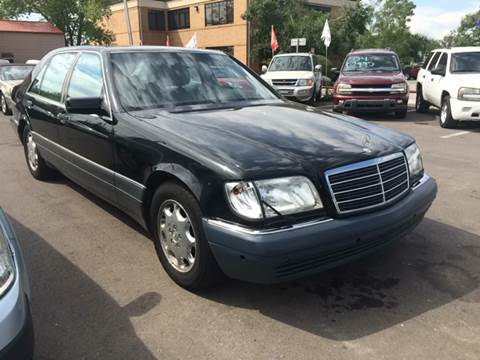 1996 Mercedes-Benz S-Class for sale in Oklahoma City, OK