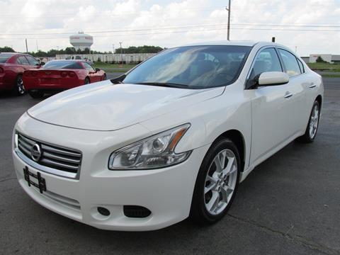 2012 Nissan Maxima for sale in Smyrna, TN