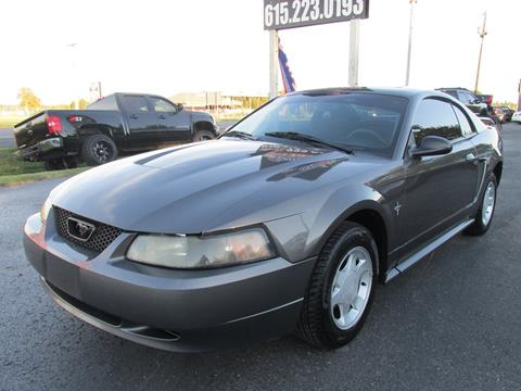 2003 Ford Mustang for sale in Smyrna, TN