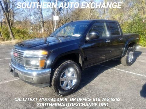 2011 GMC Canyon for sale in Smyrna, TN