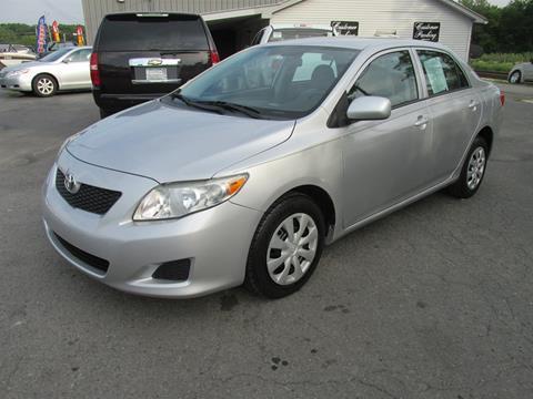 2010 Toyota Corolla for sale in Smyrna, TN