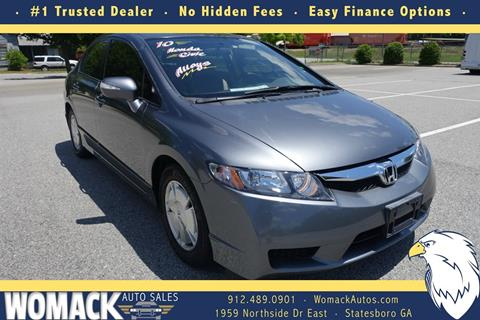 2010 Honda Civic for sale in Statesboro, GA