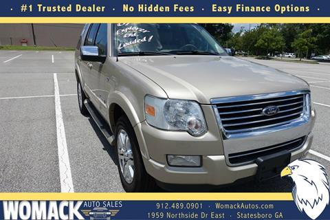2007 Ford Explorer for sale in Statesboro, GA