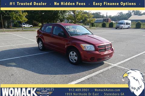 2007 Dodge Caliber for sale in Statesboro, GA