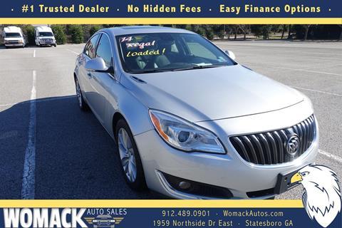 2014 Buick Regal for sale in Statesboro, GA