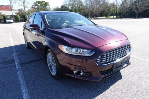 2013 Ford Fusion for sale at Womack Auto Sales in Statesboro GA