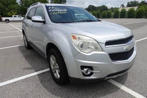2011 Chevrolet Equinox for sale at Womack Auto Sales in Statesboro GA