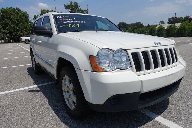 2010 Jeep Grand Cherokee for sale at Womack Auto Sales in Statesboro GA